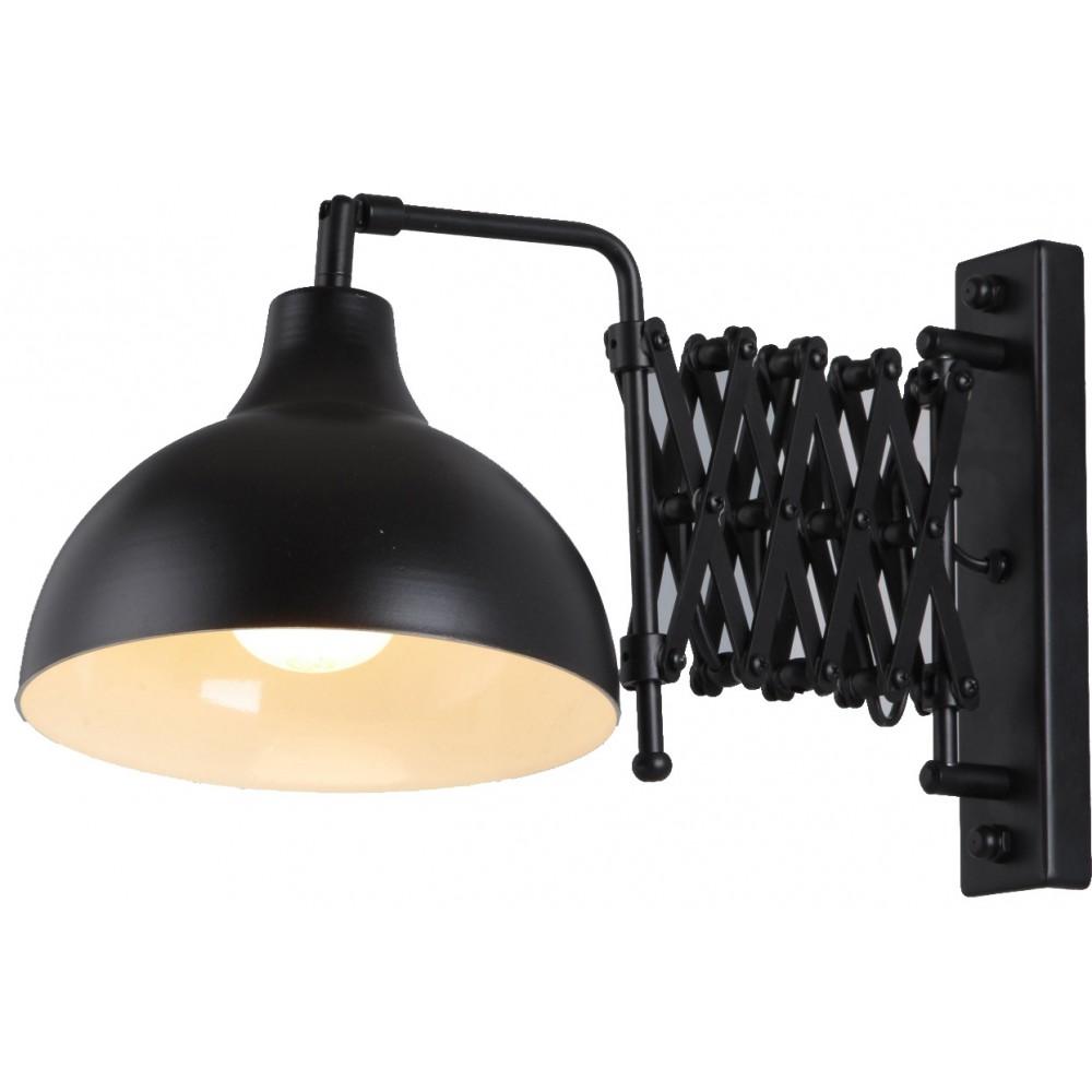 Avonni Siyah Akordiyon Modern Aplik HAP-9082-BSY