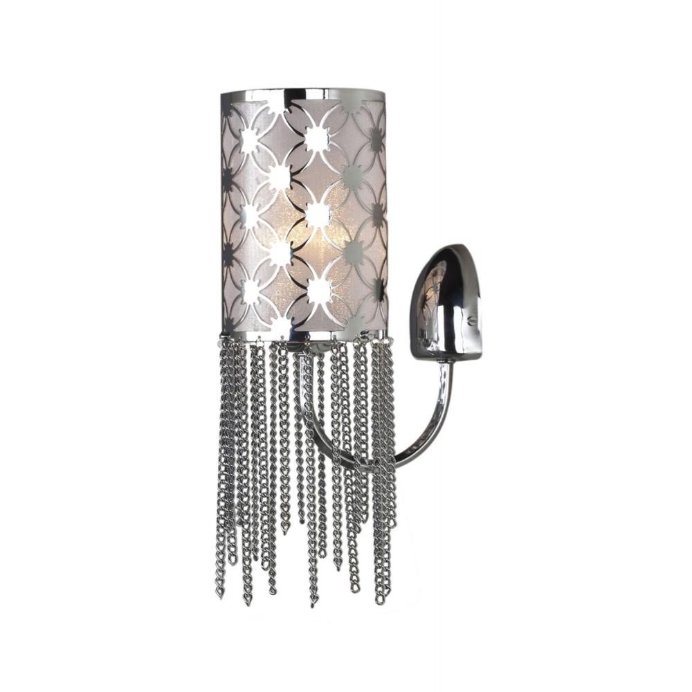 Avonni AP-1381-KY12 Krom Kaplama Bir'li Metal, Zincir Aplik