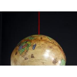 Avonni Modern Dünya Çocuk Odası Sarkıt Avize av-4107-globe